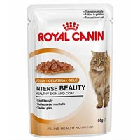 Royal Canin Intense Beauty Jelly 85Gr