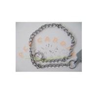 Percell Köpek Eğitim Zincir Tasması 2,5mm*55 cm