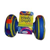 Happy Pet Wg57521 Wiggly Giggly Dumbell Mavi 15X1 Cm
