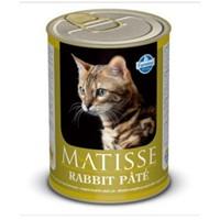 Matisse Rabbit Pate Tavşanlı Kedi Konservesi 400 Gr