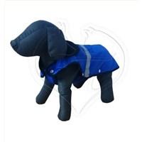 Pet Style Reflektörlü Anorak Mavi Köpek Kıyafeti No:11