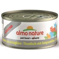 Almo Nature Legend Tuna Ve Beyaz Yemi Kedi Konservesi 70Gr