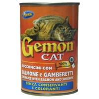 Gemon Kedi Konserve Somon&Karides 415 Gr