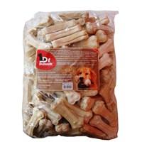 Dr.Sacchi Sütlü Press Köpek Kemiği 100'Lü 3'' 20-25gr