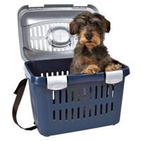 Trixie Kedi Köpek taşıma kutusu, 44×33×32cm,mor