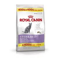 Royal Canin Fhn Sterilised 37 Kısırlaştırılmış Yetişkin Kuru Kedi Maması 400 + 400 Gram Bonus Paket
