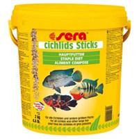 Sera Cichlids Stick 10.000 Ml Kova Balık Yemi