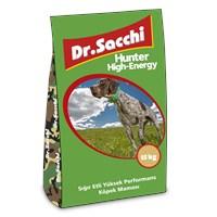 Dr.Sacchi Hunter Sığır Etli Yüksek Performans Av Köpeği Maması 15 kg