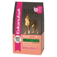 Eukanuba Adult All Breeds Salmon & Rice 12 Kg Köpek Maması