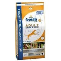 Bosch Kuzulu Ve Pirinçli Yetişkin Kuru Köpek Maması 15 Kg