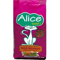 Alice Smart Tavuklu & Balıklı & Sebzeli Kedi Maması 1 Kg gk
