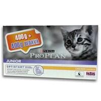 ProPlan Yavru Kedi Maması 400 + 400 Gr