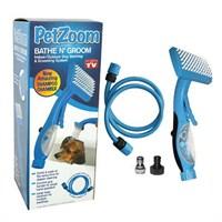Pet Zoom Otomatik Kedi - Köpek Yıkama Fırçası