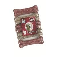 Karlie-Flamingo Munchy Kemik 12Cm 5Lı Paket