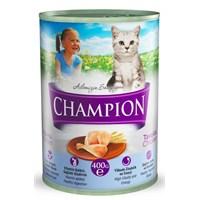 Champion Tavuklu Yavru Yaş Kedi Maması 400 gr