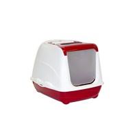 Moderna Flip Kapalı Tuvalet 50 Cm Kırmızı