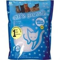 Cat Pearls Kristal Kedi Kumu 3,8 Lt (1,8 Kg)