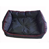 Pet Style Dış Mekan Bahçe Köpek Yatağı Siyah No:4 105 X 75 X 10 Cm