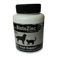 Biotozinc Skin Coat Support Kedi ve Köpek Deri ve Tüy Sağlığıı İçin 50 Tablet