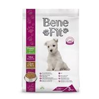 Benefit Puppy Küçük Irk Kuzulu Ve Pirinçli Yavru Köpek Maması 3 Kg