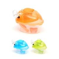 Yumurta Şeklinde Hamster Kafesi Mavi