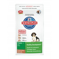 Hill's Science Plan Kuzu Etli Orta Irk Yavru Köpek Maması 12 Kg (Puppy Healthy Development Medium with Lamb & Rice)