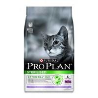 Pro Plan Kısırlaştırılmış Hindili Kedi Maması 10 Kg (STERILISED Cat Turkey) kk*