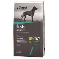 Golosi Dog Balıklı Ve Pirinçli Yetişkin Köpek Maması 3 Kg