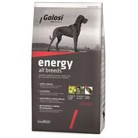 Golosi Dog Energy Sığır Etli, Tavuklu Ve Pirinçli Yetişkin Köpek Maması 3 Kg