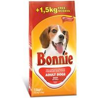 Bonnie Dog Beef Biftekli Yetişkin Köpek Maması 15 Kg