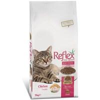 Reflex Adult Cat Chicken Tavuklu Yetişkin Kedi Maması 15 Kg