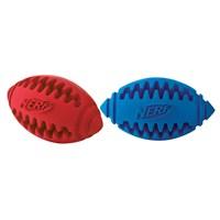 Nerf Diş Kaşıyıcı Rugby Topu (12 Cm)