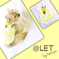 @Let By Kemique - Bumble Bee Atlet - Sarı Beyaz
