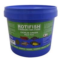 Rotifish Cichlid Green Medium (2 Mm) 3000Gr. (Otçul Ciklit Balıklarınız İçin)