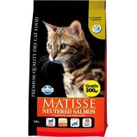 Matisse Neutered Kısırlaştırılmış Somonlu Kuru 1,8 Kg Kedi Maması