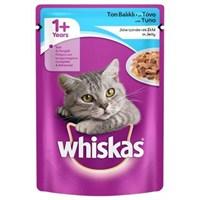 Whiskas pouch Ton Balıklı yaş kedi Maması 100gr