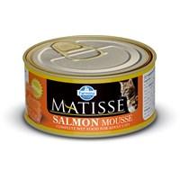 Matısse Somon Balığı Püre Konserve Kedi Maması 85 Gr