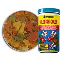 Tropical 70375 Goldfish Color Flake 600 Ml