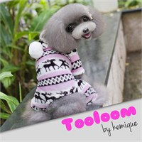 Kemique Snowflake Pink - Tooloom By Kemique