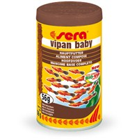 Sera Vipan Baby Yavru Balık Yemi 100 Ml