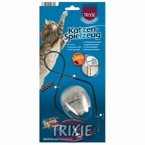 Trixie kedi asılabilir sesli oyuncağı 150cm