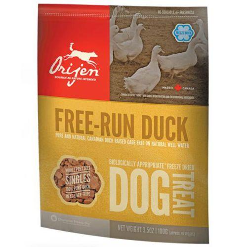 Orijen Freeze Dried Kurutulmuş Doğal Ördekli Köpek Ödülü 100 gr (85 Adet)