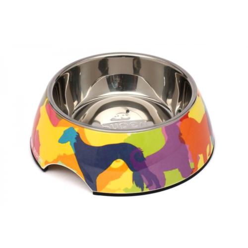Super Design Ap990013 L Köpek Desen Melamin Mama Kabı