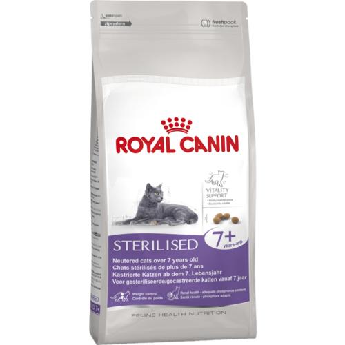 Royal Canin Sterilised +7 Kısırlaştırılmış Yaşlı Kedi Maması 3,5 Kg