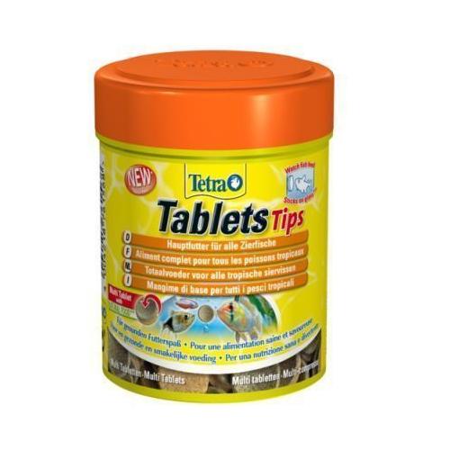 Tetra Tips Balık Yemi 25 Gr ( 72 Tablet )