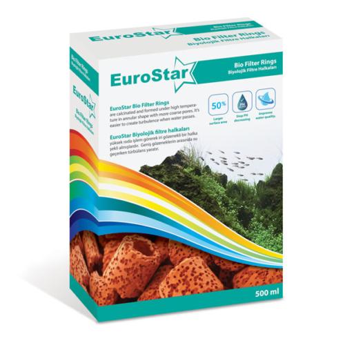 Eurostar Bio Filter Ring 500 Ml