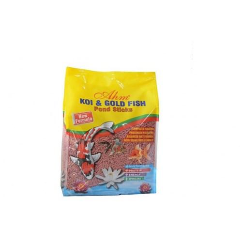 Ahm Marin Red Koi-Japon Balık Yemi 1 Kg