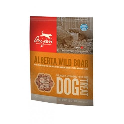 Orıjen Freeze-Dried Köpek Ödülü-Wıld Boar 56,7 Gr