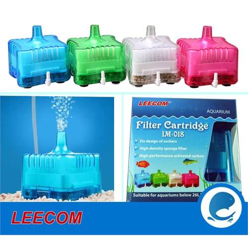 Leecom Im-018 Renkli Plastik Filitre