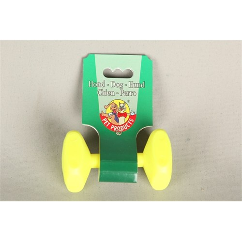 Speelgoed Snacktoy Naylon Yüzen Dumbell 10 Cm Köpek Oyuncağı